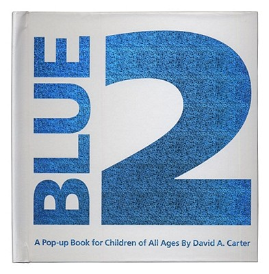 Blue 2 By Carter, David A.